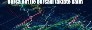 Borsa.net ile borsayı takipte kalın