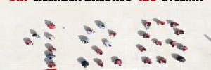 CHP'lilerden balonlu '128' eylemi!