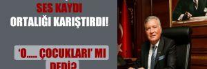 CHP'li başkanın ses kaydı ortalığı karıştırdı!