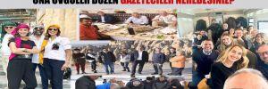 Kültür ve Turizm Bakanı Ersoy'un gezilerine katılan, ona övgüler düzen gazeteciler neredesiniz?