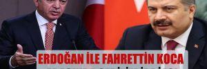 Erdoğan ile Fahrettin Koca arasında gerilim iddiası