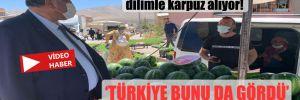 CHP'li Gürer: Vatandaş gramla salatalık, dilimle karpuz alıyor!