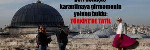 İngiltere vatandaşları, geri dönüşte karantinaya girmemenin yolunu buldu: Türkiye'de tatil