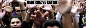 İstanbul'daki üniversite mezunu gençler umutsuz ve kaygılı