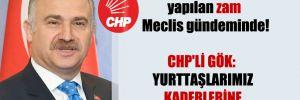 Hastane ücretlerine yapılan zam Meclis gündeminde! CHP'li Gök: Yurttaşlarımız kaderlerine terk edildi!
