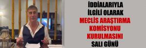 AKP, Peker'in iddialarıyla ilgili olarak Meclis Araştırma Komisyonu kurulmasını salı günü değerlendirecek