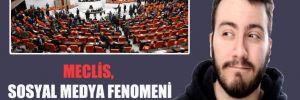 Meclis, sosyal medya fenomeni Enes Batur'u dinleyecek