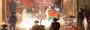 Filistin Kızılayı, İsrail polisiyle çıkan çatışmalarda 270'ten fazla Filistinlinin yaralandığını açıkladı