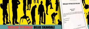'Mesleki yetkinlik' belge skandalı İzmir'de patladı, binlerce belge iptal edildi!