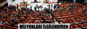 Milyonları ilgilendiren matrah artışı ve sicil affı Meclis'te!