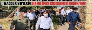 CHP'li Tutdere: İktidarın beceriksizliğinden dolayı yaşanan mağduriyetlerin bir an önce giderilmesi gerekiyor!