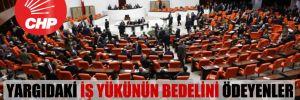 Yargıdaki iş yükünün bedelini ödeyenler Meclis gündeminde!