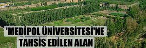 'Medipol Üniversitesi'ne tahsis edilen alan AOÇ'ye ait'