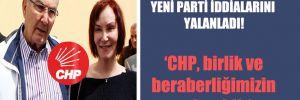 Aslı Baykal, yeni parti iddialarını yalanladı!