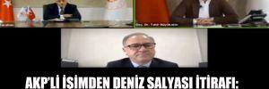 AKP'li isimden deniz salyası itirafı: Marmara'yı foseptik gibi kullanmışız!