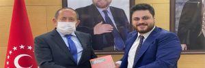 CHP'li Hamzaçebi'den BTP Genel Başkanı Baş'a ziyaret!