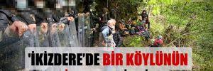 'İkizdere'de bir köylünün evi basıldı' iddiası!