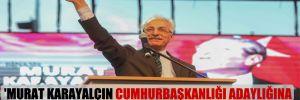 'Murat Karayalçın cumhurbaşkanlığı adaylığına yakıştırılan isimler arasında' iddiası!