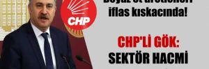 Beyaz et üreticileri iflas kıskacında! CHP'li Gök: Sektör hacmi daralıyor!