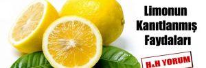 Limonun Kanıtlanmış Faydaları