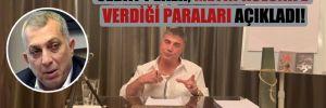 Sedat Peker, Metin Külünk'e verdiği paraları açıkladı!