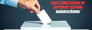 'Seçim kanunu çalışmasında YSK'ya tam yetki veriliyor'