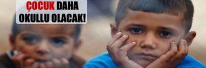 Suriyeli 432 bin 956 çocuk daha okullu olacak!