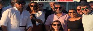 Habertürk yönetimi Veyis Ateş'in villasında 'yakalandı'