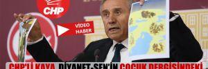 CHP'li Kaya, Diyanet-Sen'in çocuk dergisindeki skandal görselleri yargıya taşıdı!