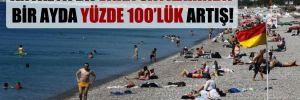 Antalya'da vaka sayılarında bir ayda yüzde 100'lük artış!