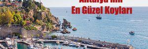 Antalya'nın En Güzel Koyları