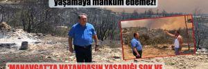 CHP'li Özer: Hiçbir yönetim halkını yangın riski altında yaşamaya mahkum edemez!