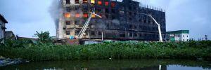 Bangladeş'te fabrika yangını: En az 49 kişi öldü