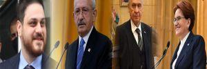 BTP lideri Baş, Kılıçdaroğlu, Bahçeli ve Akşener ile bayramlaştı!
