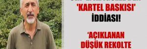 CHP'li Adıgüzel'den 'kartel baskısı' iddiası!
