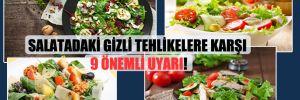 Bağışıklığı güçlendiren, diyet dostu yaz salatası…