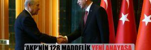 'AKP'nin 128 maddelik yeni anayasa çalışmasının ayrıntıları ortaya çıktı'
