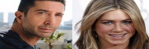 David Schwimmer ve Jennifer Aniston'dan birliktelik iddialarına yanıt