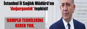 CHP'li Tekin'den İstanbul İl Sağlık Müdürü'ne 'doğurganlık' tepkisi!