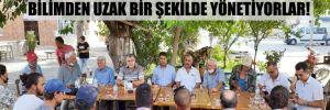 CHP'li Sındır: Anadolu tarımını akıldan, bilimden uzak bir şekilde yönetiyorlar!