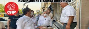 CHP'li Tutdere: AKP iktidarı esnafın feryatlarına kulaklarını tıkamış durumda!