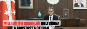 Milli Eğitim Bakanlığı koltuğuna 6 Ağustos'ta oturan Mahmut Özer hâlâ yemin etmedi!