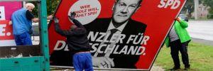 Almanya'da koalisyon görüşmeleri başladı!