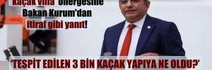 CHP'li Budak'ın 'kaçak villa' önergesine Bakan Kurum'dan itiraf gibi yanıt!