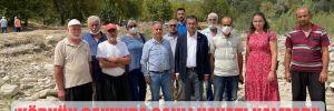 CHP'li Bulut: HES, çayı kuruttu 14 köy susuz kaldı!