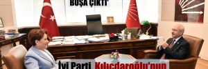 'HDP, Millet İttifakı'nın gizli ortağı söylemleri boşa çıktı'