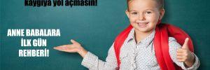 Pandemide okul heyecanı kaygıya yol açmasın!