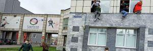 Rusya'daki Perm Devlet Üniversitesi'nde silahlı saldırı