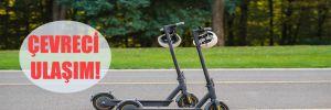 Başkent'te elektrikli scooter dönemi başlıyor!