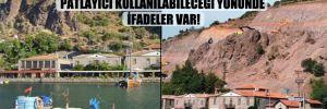 Assos antik limandaki kaya ıslah projesinde patlayıcı kullanılabileceği yönünde ifadeler var!